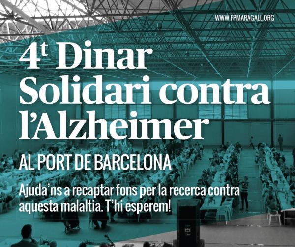 4t Dinar Solidari contra l'Alzheimer