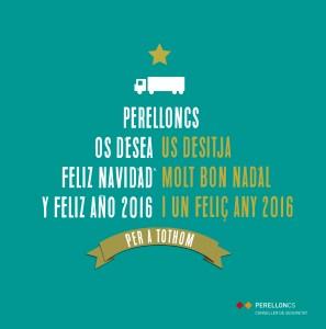 Os felicitamos la navidad